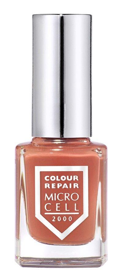Micro Cell 2000 Colour Repair Nagellack brick red