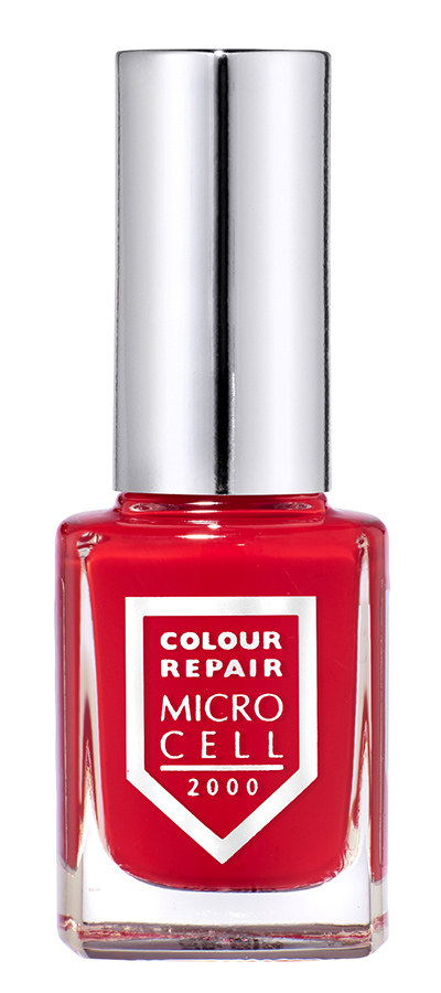 Micro Cell 2000 Colour Repair Nagellack really red