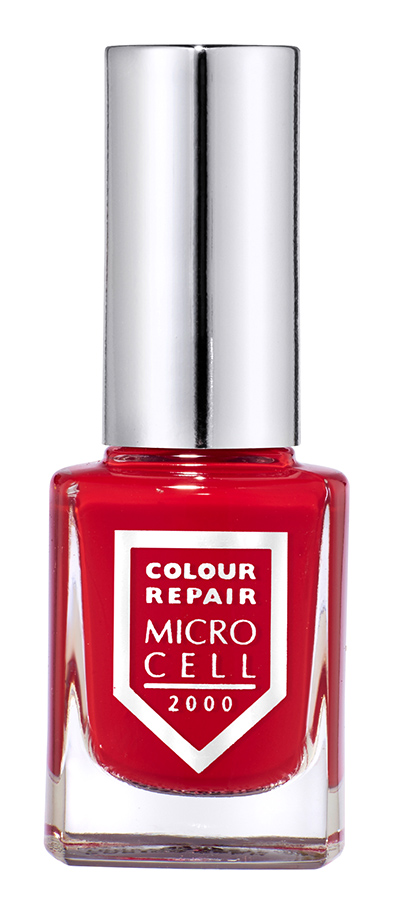 Micro Cell 2000 Colour Repair Nagellack red obsession